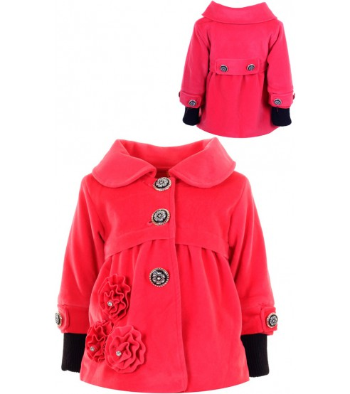 Пальто Для Девочек Купить